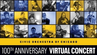 Chicago Civic Orchestra Virtual Concert - YouTube | Thespie