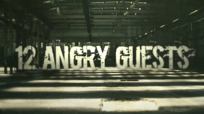 12 Angry Guests - 12 Angry Guests Website | Thespie