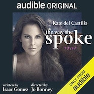 The Way She Spoke - Audible | Thespie