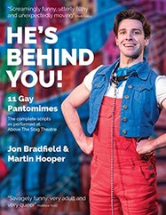 He's Behind You: Eleven Gay Pantomimes - Kindle | Thespie