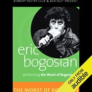 The Worst of Bogosian - Audible | Thespie