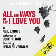 All the Ways to Say I Love You - Audible | Thespie
