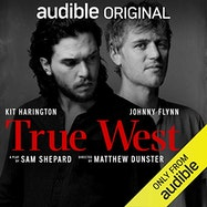 True West - Audible | Thespie