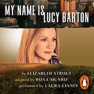 My Name Is Lucy Barton - Audible | Thespie