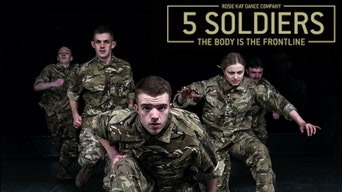 5 Soldiers  | Thespie