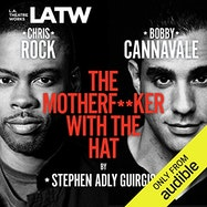 The Motherf**ker with the Hat - Audible | Thespie
