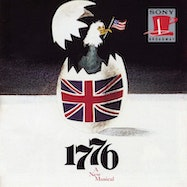 1776 (Original Broadway Cast Recording) - Spotify | Thespie