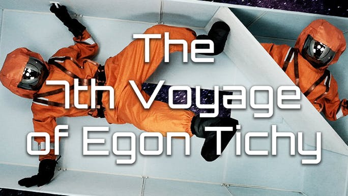 The 7th Voyage of Egon Tichy - YouTube | Thespie