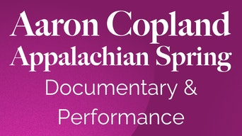 Aaron Copland: Appalachian Spring - YouTube | Thespie
