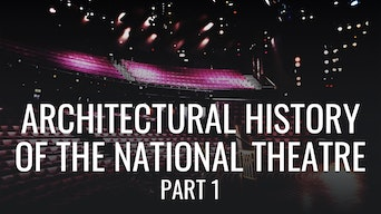 Architectural History of the National Theatre: Part 1 - Google Arts & Culture | Thespie