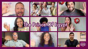 Behind The Curtain with: The Prince Of Egypt - YouTube | Thespie