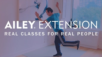 Ailey Extension - The Hunt Master Class - YouTube | Thespie