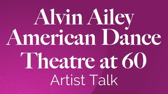 Alvin Ailey American Dance Theater at 60 - YouTube | Thespie