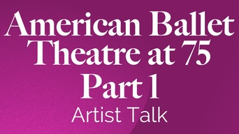 American Ballet Theatre at 75: Part 1 - YouTube | Thespie