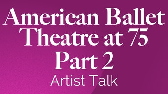 American Ballet Theatre at 75: Part 2 - YouTube | Thespie