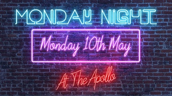 Monday Night At The Apollo: 10th May 2021 - Thespie | Thespie
