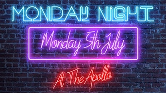 Monday Night At The Apollo: 5th July 2021 - Thespie | Thespie