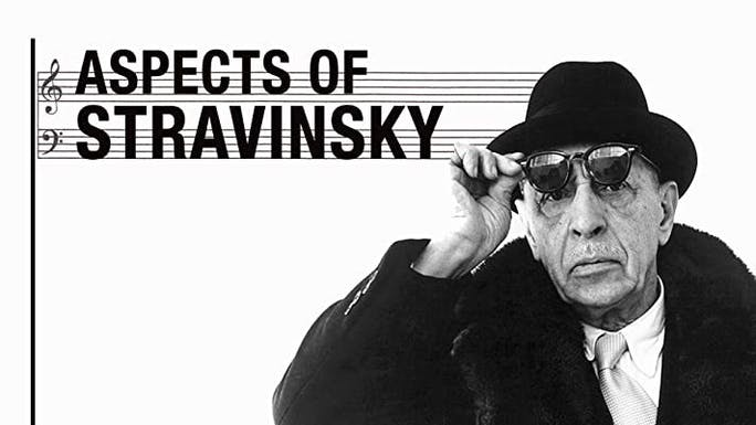 Aspects of Stravinsky - Prime Video   Thespie