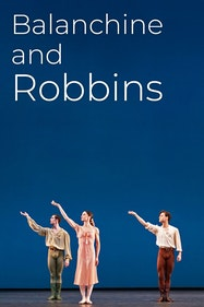 Balanchine and Robbins Tickets London - at Royal Opera House | Thespie