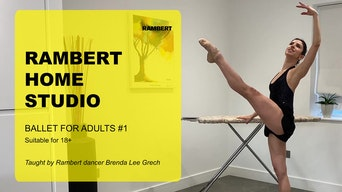 Ballet for Adults - YouTube | Thespie