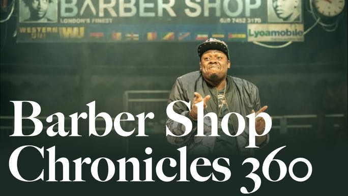 Barber Shop Chronicles 360 - YouTube | Thespie