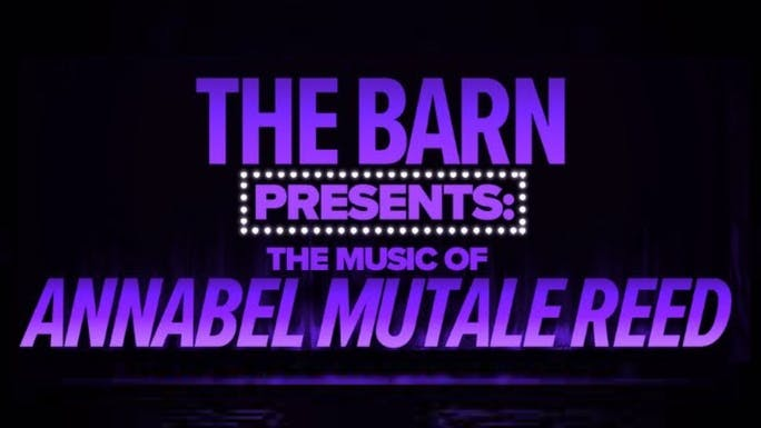 The Barn Presents: The Music of Annabel Mutale Reed - YouTube | Thespie