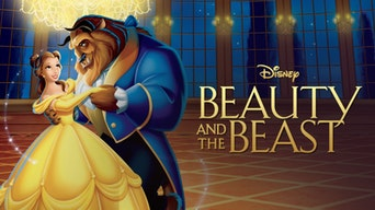 Beauty and the Beast (1991) - Disney+ | Thespie