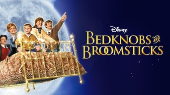 Bedknobs and Broomsticks - Disney+ | Thespie