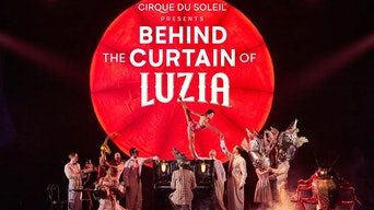 Behind the Curtain of Luzia - YouTube | Thespie