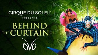 Cirque du Soleil - Behind the Curtain of Ovo - YouTube | Thespie