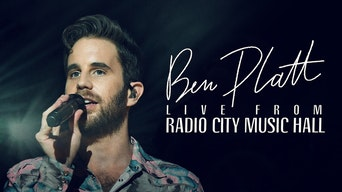 Ben Platt: Live From Radio City Music Hall - Netflix | Thespie