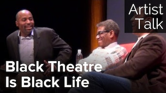 Black Theatre is Black Life - YouTube | Thespie
