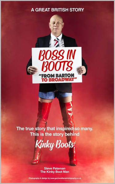 Boss in Boots: The True Story Behind Kinky Boots - Kindle   Thespie