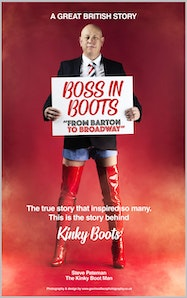 Boss in Boots: The True Story Behind Kinky Boots - Kindle | Thespie