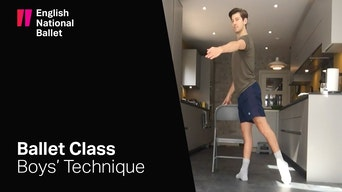 Ballet Class for Boys - YouTube | Thespie