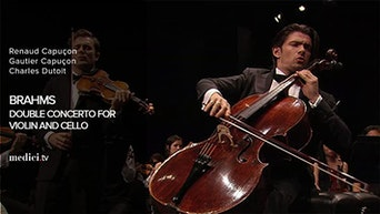 Brahms, Double Concerto for Violin and Cello - Prime Video | Thespie
