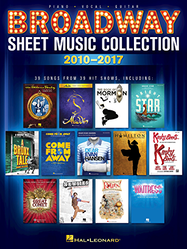 Broadway Sheet Music Collection - Kindle | Thespie
