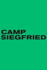 Camp Siegfried Tickets London - at The Old Vic | Thespie