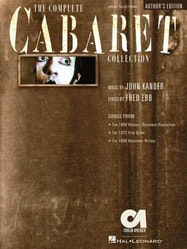 Cabaret Songbook - Kindle | Thespie