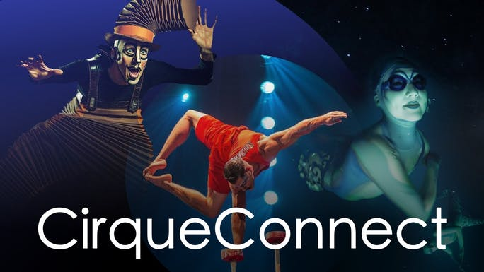 Cirque Connect - YouTube | Thespie