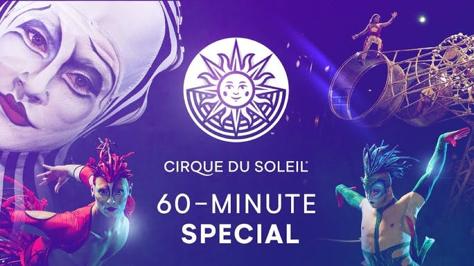Cirque du Soleil - Whisk You Away to Vegas - YouTube   Thespie