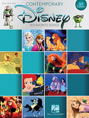 Contemporary Disney Songs - Kindle   Thespie