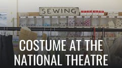 Costume at the National Theatre