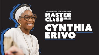 American Theatre Wing Masterclass: Cynthia Erivo - YouTube | Thespie