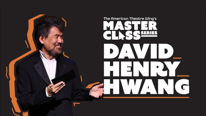 American Theatre Wing Masterclass: Henry Hwang - YouTube | Thespie