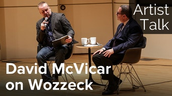 David McVicar on Wozzeck - YouTube | Thespie