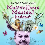 David Walliams' Marvellous Musical Podcast - Apple Podcasts | Thespie