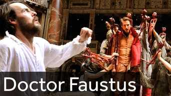 Doctor Faustus - Globe Player | Thespie