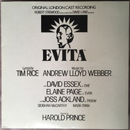 Evita (Original London Cast Recording) - Spotify | Thespie
