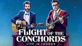 Flight of the Conchords - Prime Video | Thespie